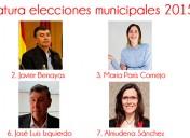 Los socialistas presentan un equipo con vecinos independientes y profesionales de la gestión para renovar Soto del Real